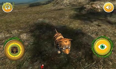 real tiger cub simulator