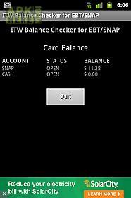 balance 4 snap and ebt