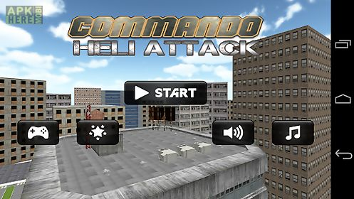 commando helicopter war