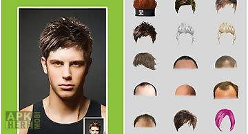 Change Hairstyle For Android Free Download At Apk Here Store