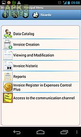 Invoice Control For Android Free Download At Apk Here Store - Invoice asap android
