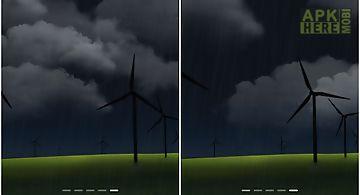 Rainstorm3dlivewallpaper