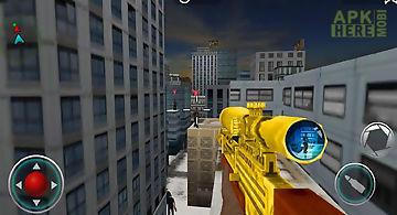 American sniper shooting