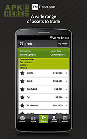 fmtrader - binary options