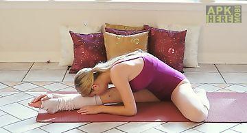 Splits flexibility stretches