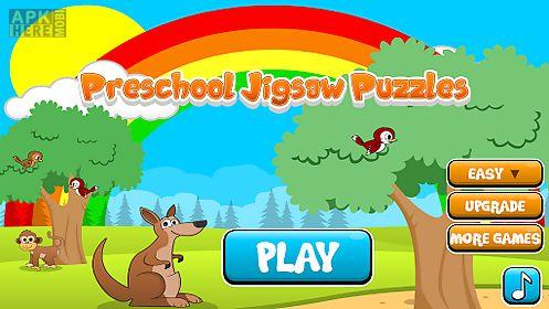 kids preschool puzzles