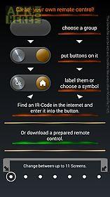 rcoid - ir remote control