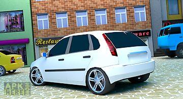 Russian cars: kalina
