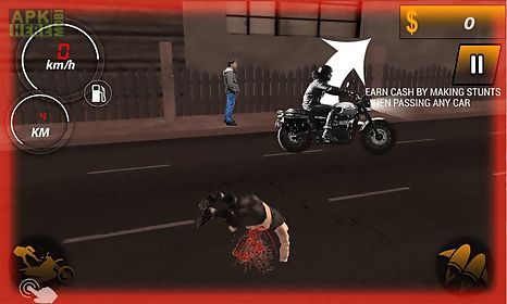 bike attack stunts