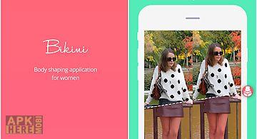 Bikini - body shaping app