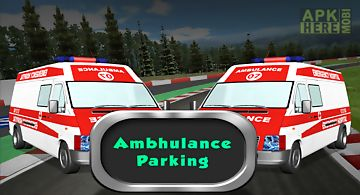 Car parking ambulance