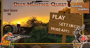 Deer hunting quest