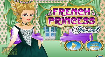 French princess facial spa