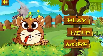 Hit mouse-punch rat game