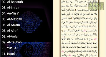 Holy quran maher moagely