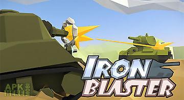 Iron blaster: online tank
