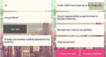 Lovestruck in new york
