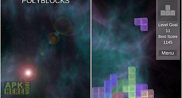 Polyblocks: falling blocks game