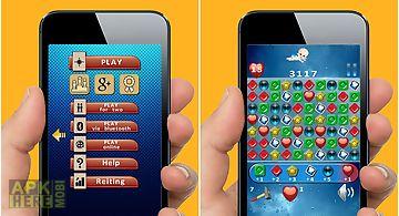 Triada - match 3 puzzle free