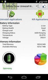 battery saver uninstaller killer