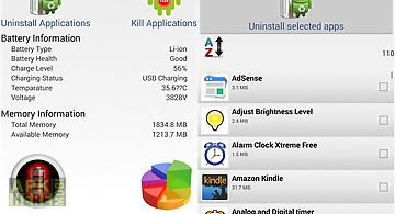 Battery saver uninstaller killer
