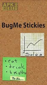 bugme stickies