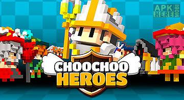 Choochoo heroes