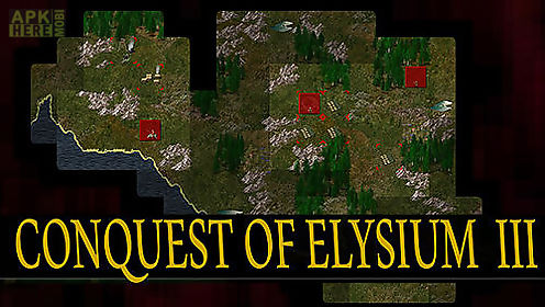 conquest of elysium 3
