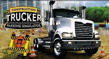 Construction: trucker parking si..