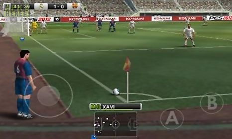 Pes 2012 pro evolution soccer for Android free download at