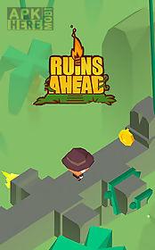 ruins ahead