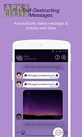 stealthchat : private messaging