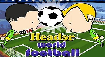 World football 2014. header worl..