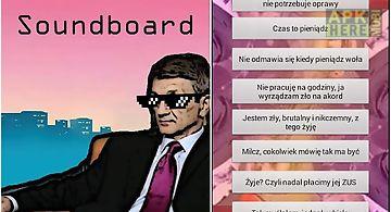 Janusz tracz soundboard