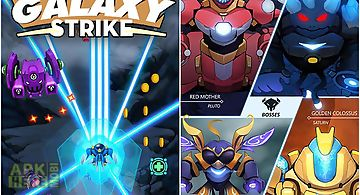 Galaxy strike: galaxy shooter sp..