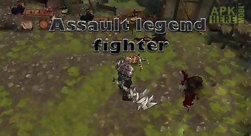 Assault legend fighter