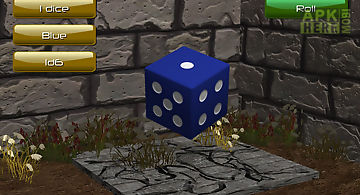 Dice and dices 3d