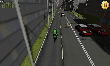 fast motorcycle traffic racing 3d