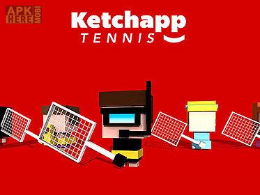 ketchapp: tennis