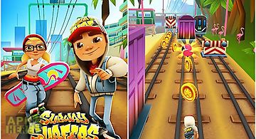 Subway surfers: world tour miami