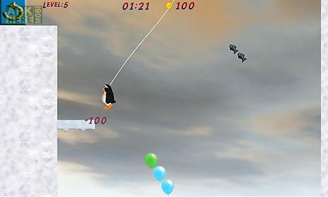 swinging penguin