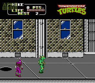 teenage mutant ninja turtles 2the arcade game