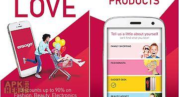 Ensogo – shop what you love