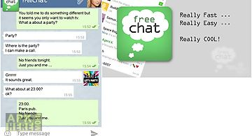 Free chat - whatsup messenger