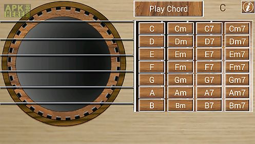Guitar! for Android free download at Apk Here store