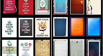 Hd keep calm poster maker