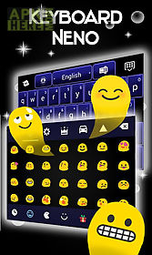 keyboard neon