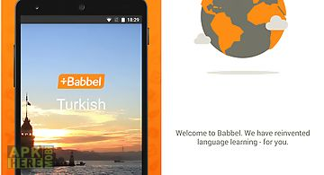 Learn turkish with babbel