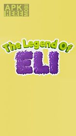 legend of eli a furry monster