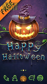 pumpkin ghost go launcher